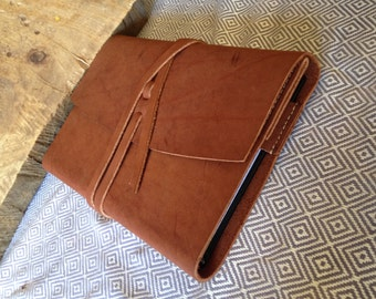 A5 Leather Journal, Australian Handmade, Artisan Series,