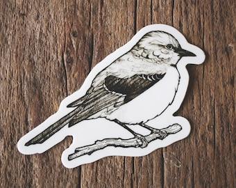 Mockingbird Sticker // vinyl stickers