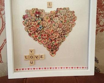 Button love!