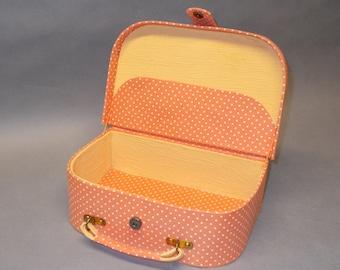 suitcase, jewelry box, box,.