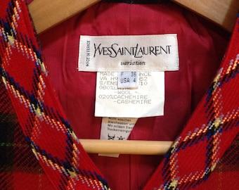 "Blazer vintage ""Yves Saint Laurent"" in excellent condition!"