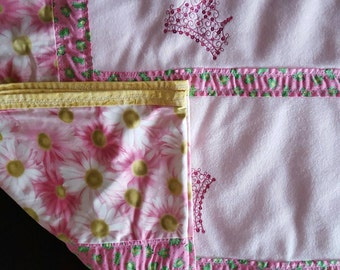 Princess and the Frog Quilt