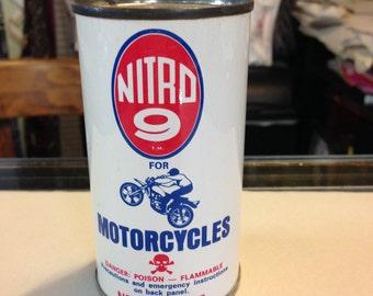 Nitro 9 Gas Additive