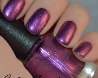 Slay - Purple Pink Nail Polish