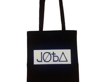 JØҍΔ Shopping Tote Bag