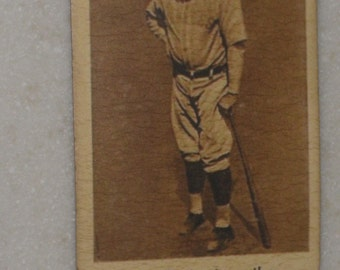 1932 Abdulla Tobacco Babe Ruth Card
