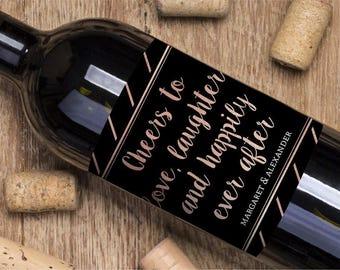 Wine Labels, custom wine labels, custom labels, custom celebration labels, wine, wine label, personalized wine labels, Cheers