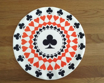 Clubs Placemat