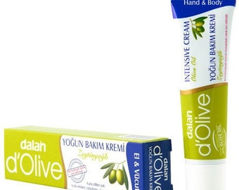 INTENSIVE REPAIR CREAM With Olive Oil