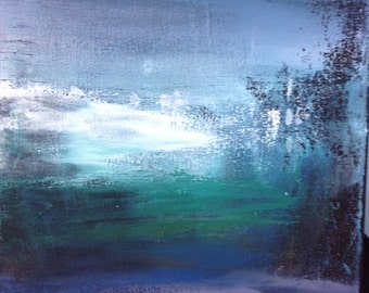 "Original Painting 9""x12"""