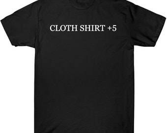 Cloth Shirt +5