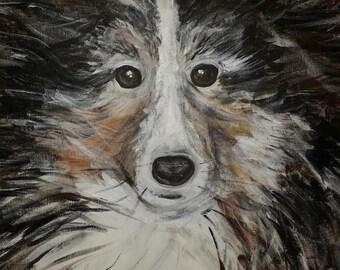 Personalized Pet Portraits 8x10