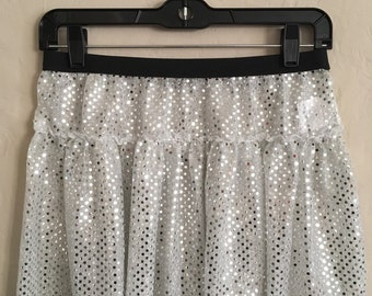 Running Skirt - Sequin/Sparkle