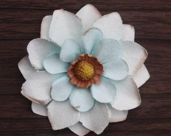 ADD ON Large Blue Daisy Embellishment