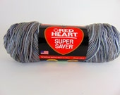 Dove Red Heart Super Saver yarn worsted weight - 1025