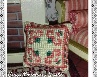 Cushion/pillow/Cushion/Dollshouse Dollhouse Cojin