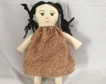Primitive style Handmade doll