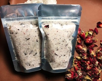 Heart Opener Herbal Bath Salt