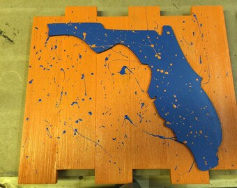 Florida Gators sign