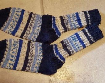 Children socks, socks, socks, self-knitted, Größe36/37