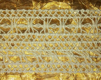 Crochet Headband Lace