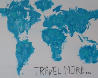 Work less, travel more...