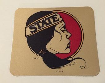 FSU Lady Seminole Mousepad