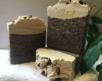 Exfoliating Vanilla Latte Body Bar