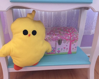 SALE - Spring Time Chick Pillow / Baby  Plushie