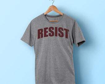 Resist Shirt / Sweatshirt / Top - Resist Hoodie / Sweatshirt
