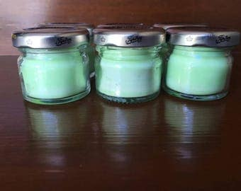 Mini Jar Candles