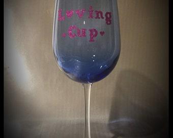 Phish Loving Cup Wine Glass
