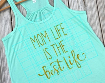 Mom Life SVG - Mom Life is the Best Life SVG - #momlife Svg - Silhouette File - SVG File
