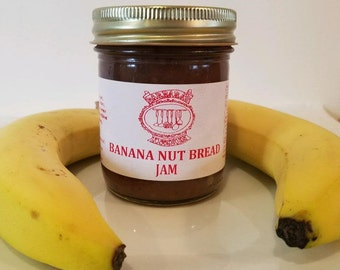 Banana Nut Bread Jam