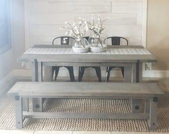 Barn yard table made to order