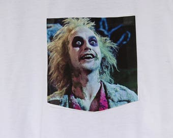 Beetlejuice - Pocket T-Shirt