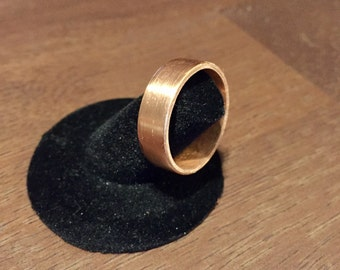 Solid copper band