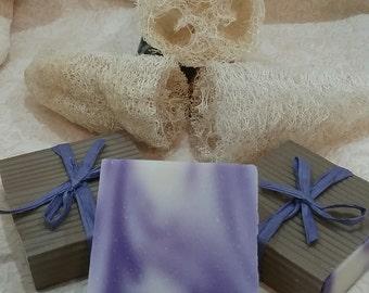 Lavender Soap Bar – Natural Cold Process