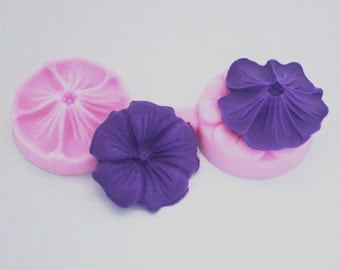 Flower Petal Silicone Mold