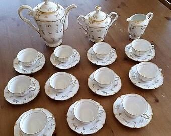 A COFFEE/TEA SERVICE