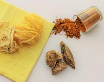 Natural Dye - Jonquil Yellow (Turmeric)