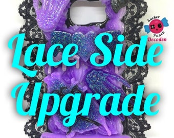 lace side upgrade, custom decoden case upgrade, decoden case add on