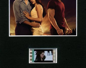 Twilight Breaking Dawn Part 1 35mm Mounted Film Cell Display