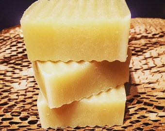 All Natural Patchouli Soap