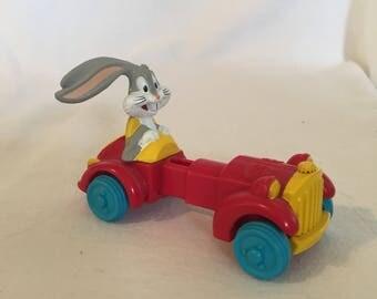 1992 Bugs Bunny Quack Up Car.