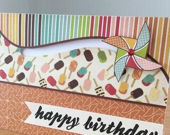 Fun slider birthday cards