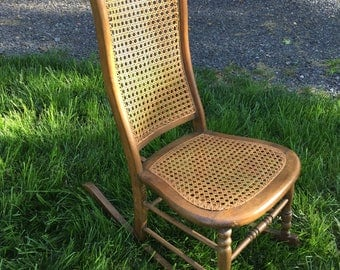 Ladies Rocking Chair