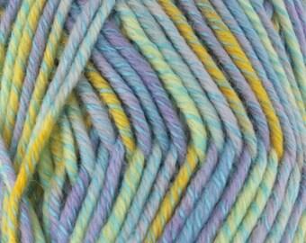 Chunky Melody Galopagos Wool Blend Yarn Bulky 100g/skein