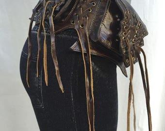 Sheena Leather Utility Hip Belt