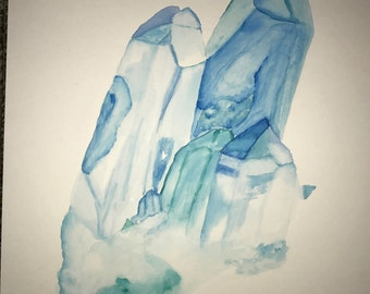 handmade watercolor paintings made to order